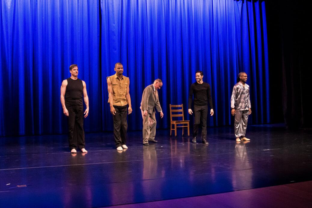 Dogtown Dance Theatre Soloists, Robert Pfiefer Photo