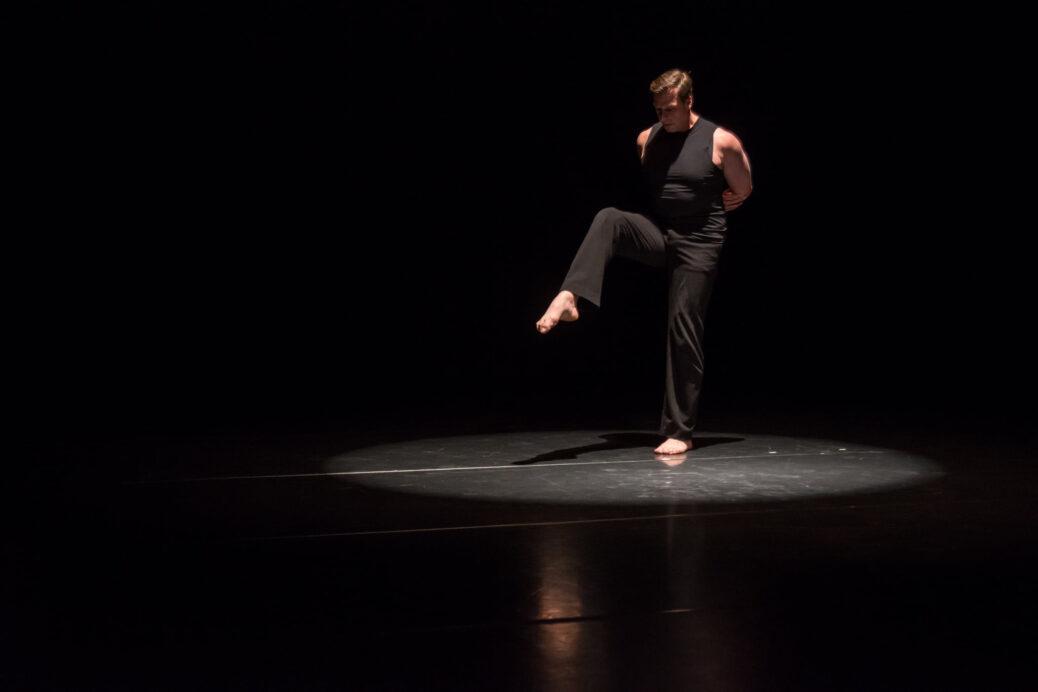 Donald Laney in Spanish Dance, Robert Pfiefer Photo