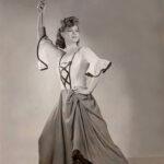 Helen Tamiris Liberty Song by Alfredo Valente