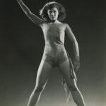 Helen Tamiris Salut au Monde 1936 by Alfredo Valente