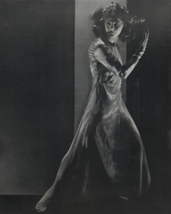 Helen Tamiris Vanity Fair 1930 by Edward Steichen