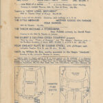How Long Brethren WPA Playbill Page 37 Other Plays
