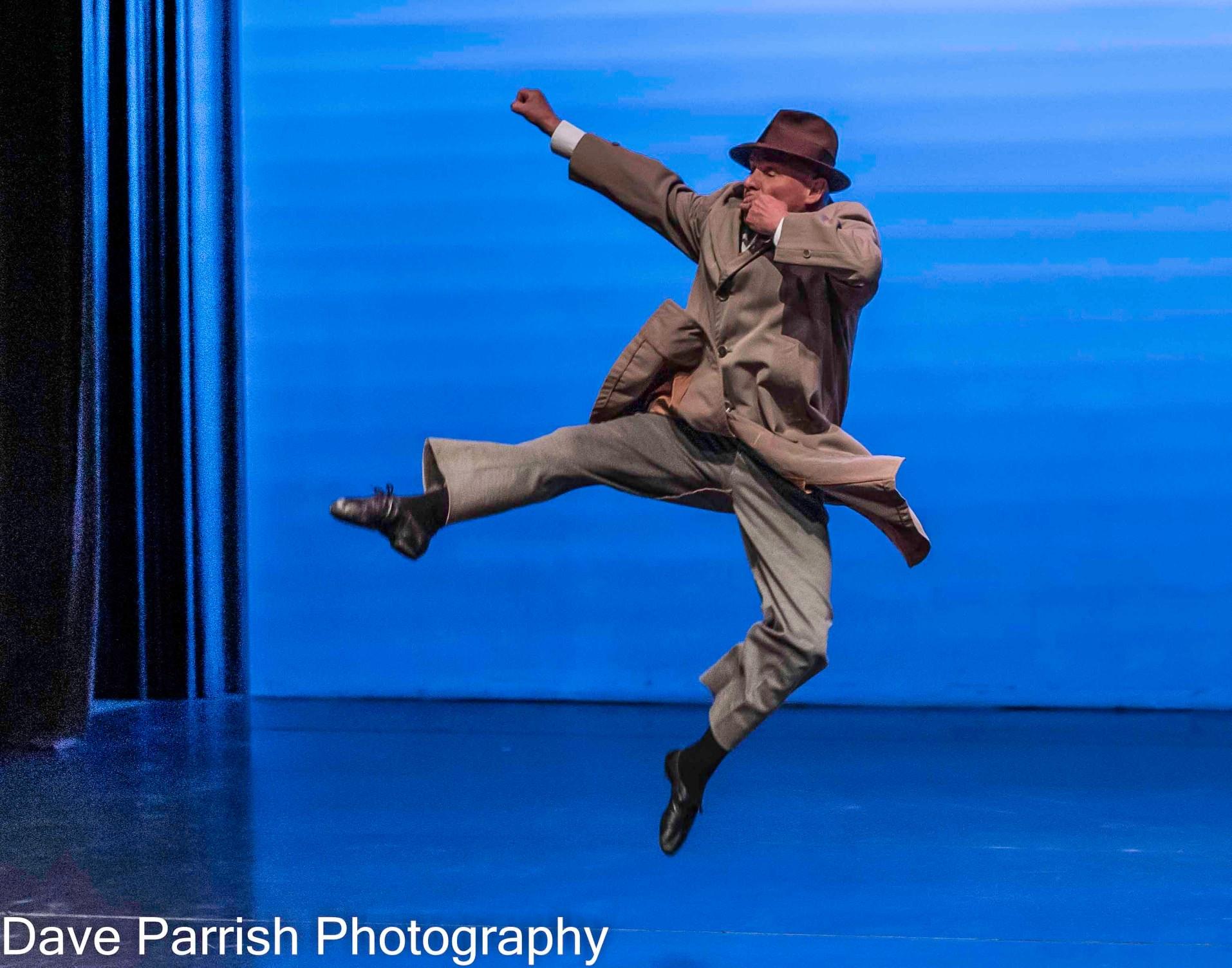 Shane O'Hara in Man of Action